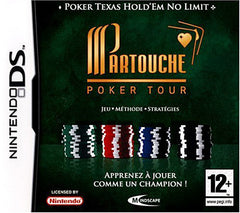 Partouche Poker Tour (French Version Only) (DS)
