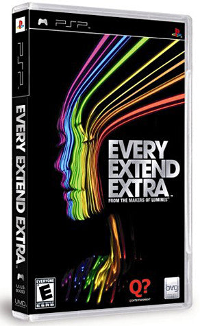 Every Extend Extra (PSP) PSP Game