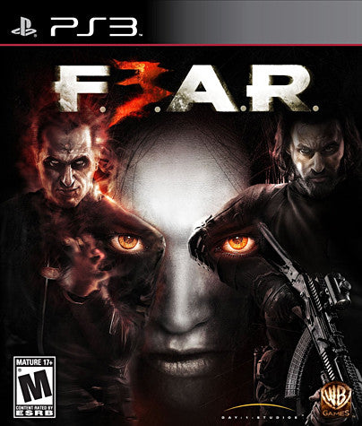 F.E.A.R. 3 (PLAYSTATION3) PLAYSTATION3 Game