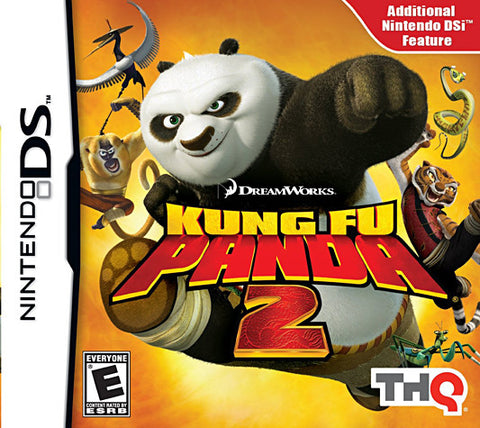 Kung Fu Panda 2 (DS) DS Game