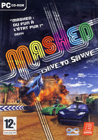 Mashed (French Version Only) (PC) PC Game