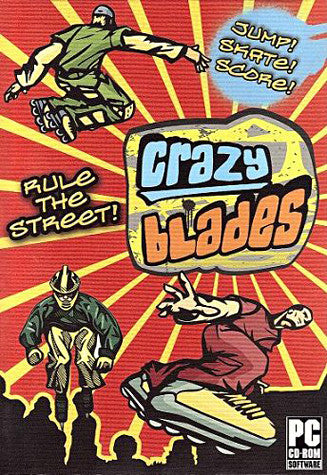 Crazy Blades (Limit 1 copy per client) (PC) PC Game