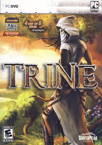 Trine (Limit 1 copy per client) (PC) PC Game
