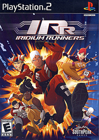 Iridium Runners (PLAYSTATION2) PLAYSTATION2 Game