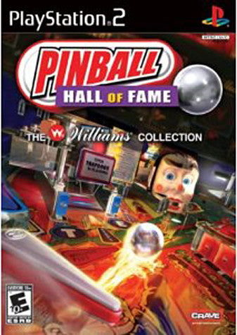 Pinball Hall of Fame - The Williams Collection (PLAYSTATION2) PLAYSTATION2 Game