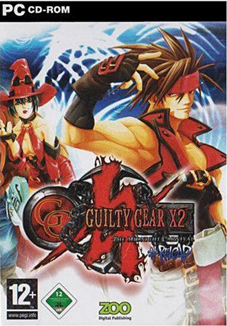 Guilty Gear X2 - #Reload The Midnight Carnival (PC) PC Game