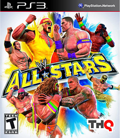 WWE All-Stars (PLAYSTATION3) PLAYSTATION3 Game