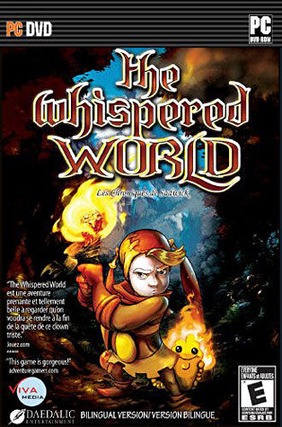 The Whispered World (Bilingual Version) (PC) PC Game