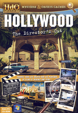 Hollywood - The Director's Cut (French Version Only) (PC) PC Game