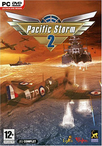 Pacific Storm 2 (French Version Only) (PC) PC Game