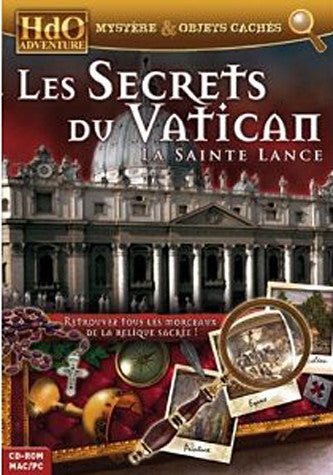 Les Secrets Du Vatican - La Sainte Lance (French Version Only) (PC) PC Game