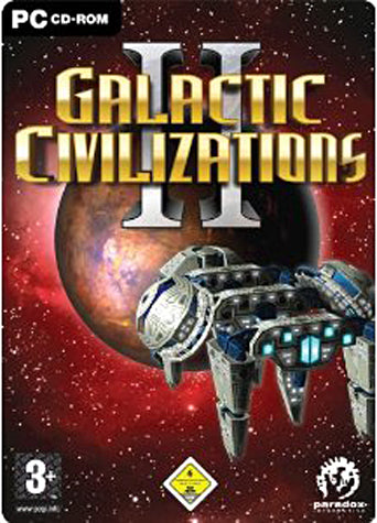 Galactic Civilizations 2 (PC) PC Game