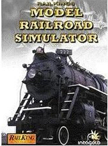 Model Railroad Simulator (European) (PC) PC Game