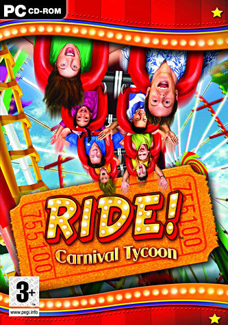 Ride! Carnival Tycoon (PC) PC Game