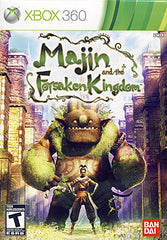 Majin and the Forsaken Kingdom (Bilingual Cover) (XBOX360)