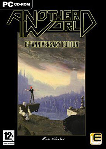Another World - 15th Anniversary Edition (European) (PC) PC Game