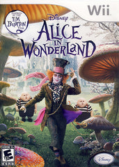 Alice in Wonderland (NINTENDO WII)