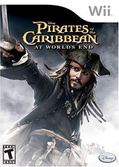 Pirates of the Caribbean - At World's End (NINTENDO WII)