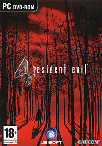 Resident Evil 4 (French Version Only) (PC) PC Game