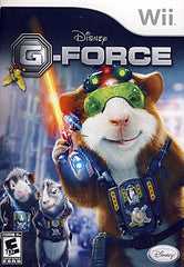 Disney - G-Force (NINTENDO WII)