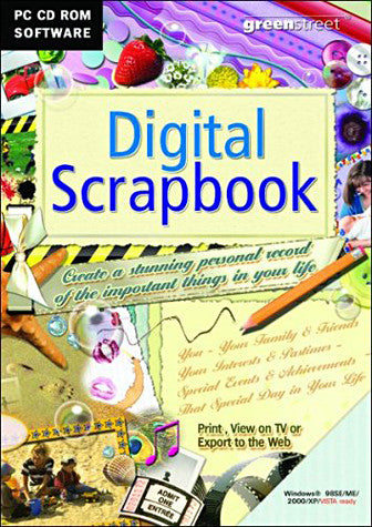 Digital Scrapbook (PC) PC Game