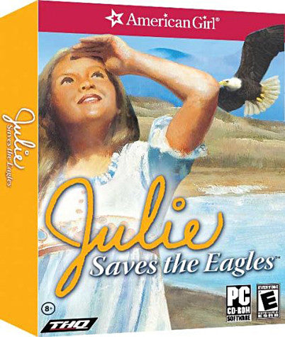 American Girl - Julie Saves the Eagles (PC) PC Game