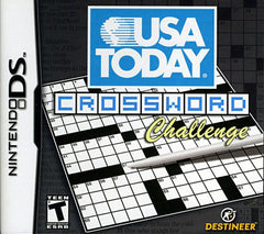USA Today Crosswords - Challenge (DS)