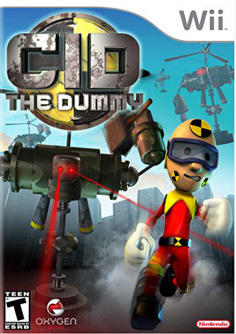 CID The Dummy (NINTENDO WII) NINTENDO WII Game