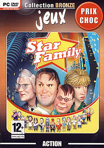 Star Family (French Version Only) (PC) PC Game