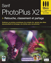 PhotoPlus X2 (French Version Only) (PC)