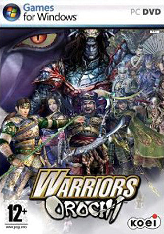 Warriors orochi (French Version Only) (PC) PC Game