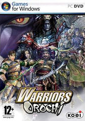 Warriors orochi (French Version Only) (PC)