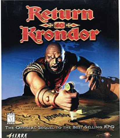 Return to Krondor1 (PC) PC Game