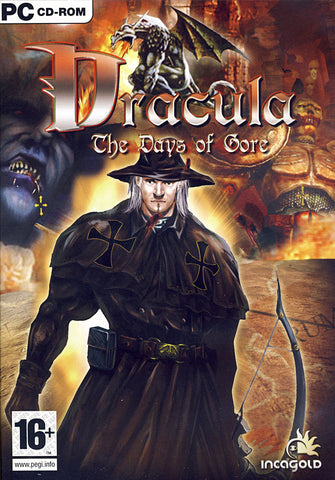 Dracula - The Days Of Gore (PC) PC Game