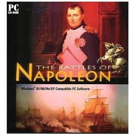 The Battles of Napoleon (Limit 1 per Client) (PC) PC Game