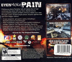 Painkiller- Battle Out of Hell (Expansion Pack) (PC)