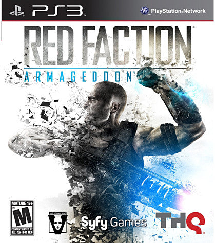 Red Faction - Armageddon (PLAYSTATION3) PLAYSTATION3 Game