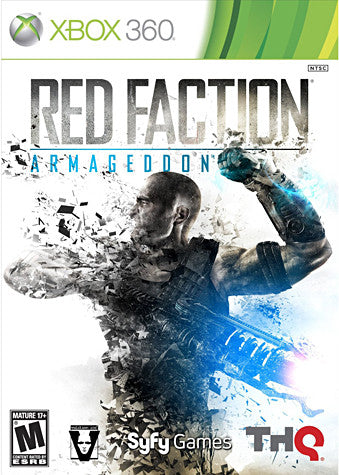 Red Faction - Armageddon (Bilingual Cover) (XBOX360) XBOX360 Game