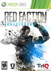 Red Faction - Armageddon (Bilingual Cover) (XBOX360)