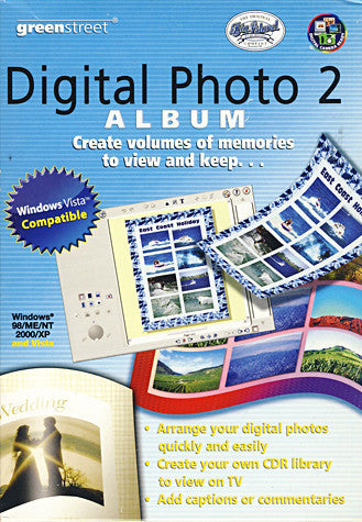 Digital Photo Album 2 (PC) PC Game