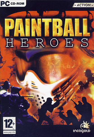 Paintball Heroes (European) (PC) PC Game