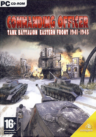 Commanding Officer - Eastern Front Barbarossa (PC) PC Game