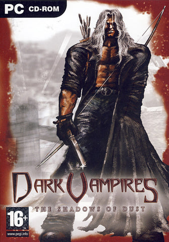 Dark vampires - The Shadows Of Dust (PC) PC Game