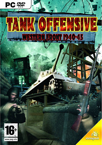 Tank Offensive - Western Front 1940-452 (PC) PC Game
