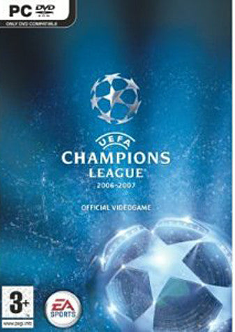 UEFA Champions League 2006-2007 (PC) PC Game