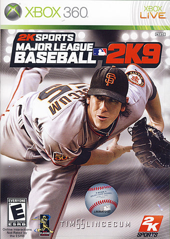 Major League Baseball 2K9 (XBOX360) XBOX360 Game