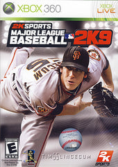 Major League Baseball 2K9 (XBOX360)