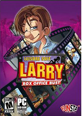 Leisure Suit Larry - Box Office Bust (Limit 1 copy per client) (PC) PC Game