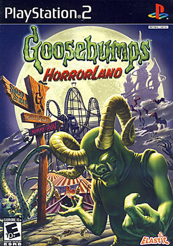 Goosebumps - HorrorLand (Limit 1 copy per client) (PLAYSTATION2) PLAYSTATION2 Game