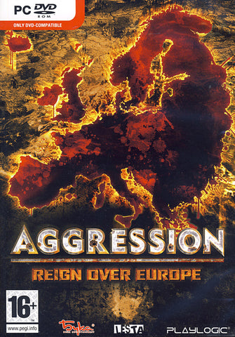 Aggression - Reign over Europe (European) (PC) PC Game